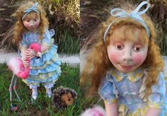 Cloth Doll Patterns by Suzette Rugolo