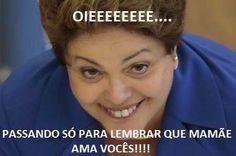 Vindo dos Pampas: Mamãe ama vocês!!!