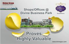 Highly valuable shops/offices at #DivineBusinessPark, #Kurukshetra never let you devoid of customers. So, book now to earn big revenue. #bestcommercialpropertyinkurukshetra #buypropertyinkurukshetra #propertyinkurukshetraforsale #buypropertyinkurukshetra https://lnkd.in/bvDCUyw
