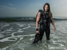How scuba diving became therapy for U.S. Army veteran Shane Yost as he battled PTSD and depression.