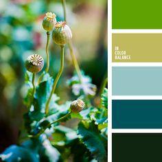 Цветовая палитра №3229