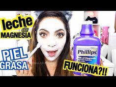 La llaman magia blanca por que quita manchas, acné y cierra los poros - YouTube