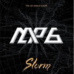 MAP6 1st Single Album 'Storm' #MAP6 #맵6 #Minhyuk #JJun #Sign #Sun #JVin #민혁 #제이준 #싸인 #썬 #제이빈 #storm #map6storm