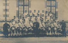 Musique du 135ème Régiment d'Infanterie - 4ème Compagnie - Angers Drums, Photo Wall, Paintings, History, Home Decor, Instruments, Military, Music, Photograph