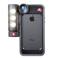 Manfrotto dévoile le Klyp +, une solution photographique tout-en-un pour iPhone 5 et 5S