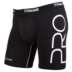 MyPakage Pro Series Men s Boxer Brief Underwear Black White - - Koala Logic  - 1 76aa3774efb
