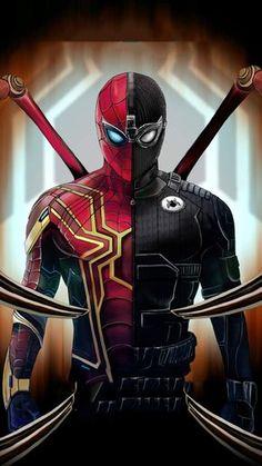 Spiderman Suit IPhone Wallpaper - IPhone Wallpapers