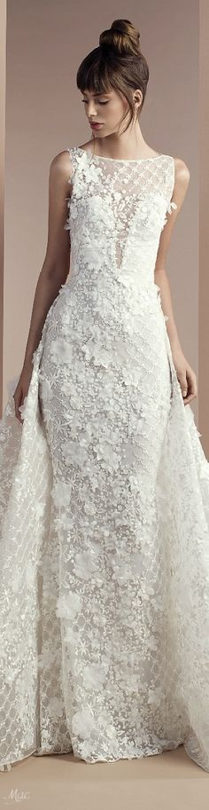 Spring 2018 Bridal Tony Ward