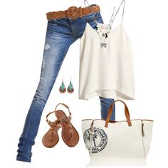"""""""Untitled #48"""" by alexileijo on Polyvore"""