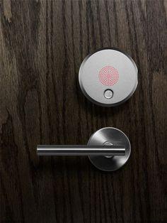 August Smart Lock, Yves Behar / Fuseproject