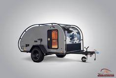Off-road estremo anche con Mini-caravan.