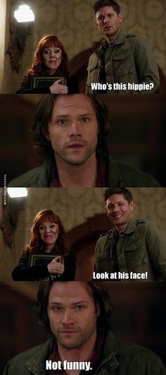 TVShow Time - Supernatural S12E11 - Regarding Dean