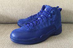 http://SneakersCartel.com A Closer Look At The Air Jordan 12 Deep Royal Blue #sneakers #shoes #kicks #jordan #lebron #nba #nike #adidas #reebok #airjordan #sneakerhead #fashion #sneakerscartel