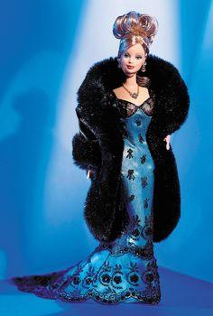Nolan Miller Evening Illusion™ Barbie® Doll   Barbie Collector