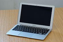 MacBook Air (2008-) The Consumer Notebook.