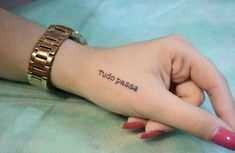 Miniature Tattoos: You will be amazed by these arts. - Miniature Tattoos: You will be amazed by these arts. Small Girly Tattoos, Tattoos For Women Small, Tattoos For Guys, Cool Tattoos, Tatoos, Text Tattoo, Tattoo Life, Mini Tattoos, Tattoo Designs