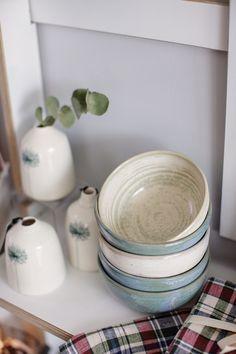 Bud Vases, Botanical Illustration, Cosy, Stationery, Simple, Tableware, Shop, Gifts, Papercraft