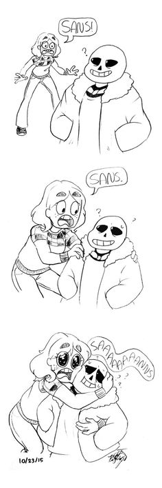 It's official, I'm Undertale Trash by CuddlesAndHuggles