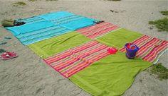 Distintos usos que puedes darle a las #toallas #personalizar
