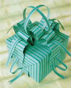 perfect wrapped gift
