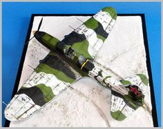 Hellenic modellers official website / HEL.MO. - 1/48 Accurate Miniature Il-2M3 Sturmovik by Lorenzo Cassinadri
