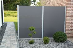 Planer, Garage Doors, Home And Garden, Gardening, Outdoor Decor, Home Decor, Roof Tiles, Terraced House, Garden Fencing