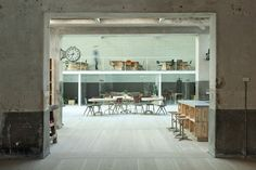Hub Offices in Madrid from Architizer
