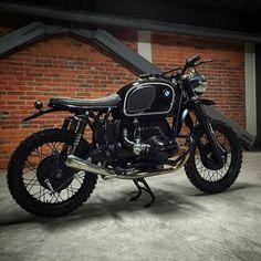 Custom by @soulmotorco #bmw #r75 #1970 #mexico #r100 #r80 #r65 #r90 #r50 #scrambler #tracker #caferacer #custom #motorcycle #motobike #motorrad #bike #bmwmotorrad #bmwcaferacer #bmwcustom #lifestyle...