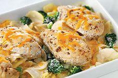 Chicken, Broccoli & Potato Divan