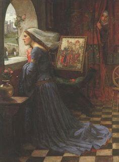 Pinturas de John William Waterhouse!