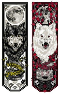 Game of Thrones: Call the Banners Series 1 & 2 by Rhys Cooper