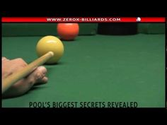 Pool Lessons - The Impossible Bank Shot! Supercharge Your Game! - YouTube