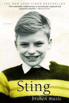 Broken Music, a memoir by Sting