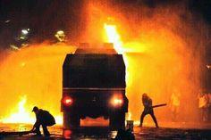 ERMITA52.blogspot.com: #25J Enfrentamiento entre manifestantes y GNB en  ...