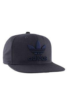 35496a0d5dd ADIDAS ORIGINALS  Trefoil Plus  Snapback Cap.  adidasoriginals   The  Originals