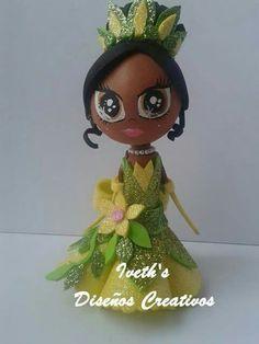 Fofulapiz Princesa Tiana