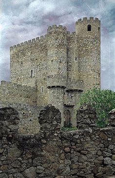 Castillo de San Martín de Valdeiglesias, Madrid, Spain