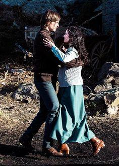 Penny Dreadful | Season 2 | Josh Hartnett as Ethan Chandler & Eva Green as Vanessa Ives |