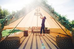 1000 Images About Glamping W Stout Tent On Pinterest
