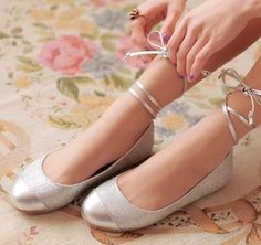 2013 spring and summer fashion ballet shoes flat heel single shoes ...