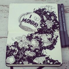 365 Days Of Doodles, Gabriel Picolo