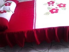 LIU BELAS ARTES: Linda colcha de casal em tecido oxford