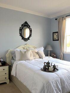 Behr Celtic gray. 2nd bathroom wall color