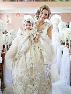 Christening Gowns For Girls, Baby Girl Baptism, Baptism Dress, Baby Christening, Baby Girls, Baby Girl Dresses, Baby Blessing Dress, Baby Gown, Designer