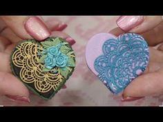Polymer Beads, Polymer Clay Pendant, Polymer Clay Crafts, Susan Bailey, Polymer Clay Embroidery, Clay Videos, Clay Tutorials, Diy Jewelry, Jewelry Ideas