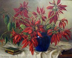 Vaso de flor Antônio Arena (Itália/Brasil, 1930-1987) óleo sobre tela, 80 x 100 cm