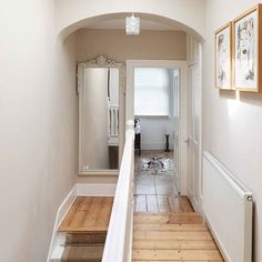 Landing | Step inside an updated terrace house in southeast London | House tour | PHOTO GALLERY | 25 Beautiful Homes | Housetohome.co.uk