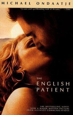 The English Patient by Michael Ondaatje, BookLikes.com #books