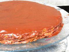sacher torta közelről Fitt, Paleo, Desserts, Tailgate Desserts, Deserts, Beach Wrap, Postres, Dessert, Plated Desserts