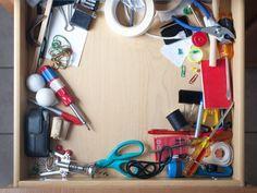 Master Your Junk Drawer #homehacks #organization